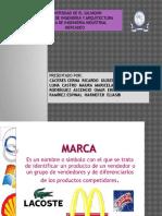 Presentacion Manual de Marca e Imagen de Marca