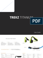 Trekz Titanium Manual English