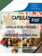 Clase 2 Industria Farmaceutica Farmaceutica - Capsulas - 2016-1 Wiener 5to Ciclo