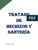 Tratado de Hechizos de Santeria(1)