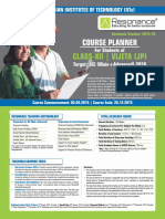 VIJETA (JP) Course Planner 2015