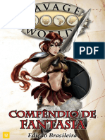 Savage Worlds - Compêndio de Fantasia - Taverna Do Elfo e Do Arcanios