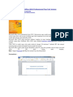 Download Microsoft Office 2010 Professional Plus Full Version