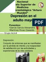 Depresión Del Adulto Mayor