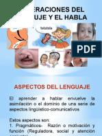 Alteracion Del Lenguaje y El Habla 2