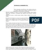 Ingenieria Civil Historia