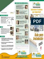 FIBRAFORTE TRIPTICO