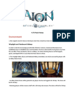 AION Patch Notes 012815
