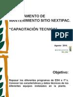 Capacitacióntec2014
