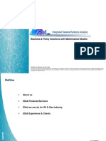 Introductory Presentation of IGSA - LABS -