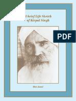 Sant Mat – A brief Life Sketch of Kirpal Singh