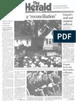 North Middle School Closure -- Herald 04.28.1994