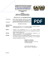Sk Kebijakan File Kepegawaian