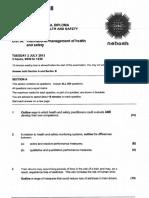 2013 07 IDIP Unit a Past Paper