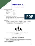 Statistik II