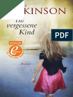 Atkinson Kate Das Vergessene Kind Violence