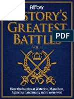 All About History - Historys Greatest Battles2015