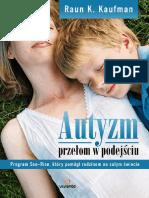 Autyzm. Przełom w podejściu - Fragment