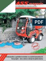 PEKASS magazín (2011), jaro, komunální a silniční technika