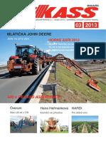 PEKASS magazín (2013), podzim