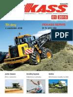 PEKASS magazín (2015), jaro
