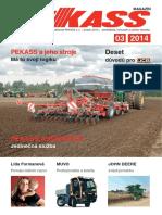 PEKASS magazín (2014), podzim