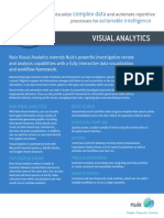 Brochure Nuix Visual Analytics