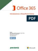 Introduzione a SharePoint Online