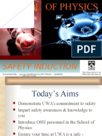 Safety Health Induction Talk 08 Update 27th Feb3