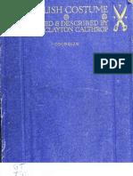 (1906) English Costume (Part 4)