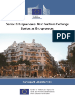 seniors as entrepreneurs - laboratory pack