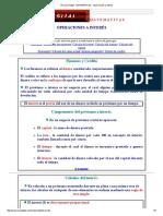El Liceo Digital - MATEMÁTICAS - Operaciones a Interés
