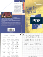 Engineer's Mini-Notebook - Solar Cell Projects