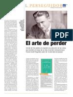 Francis Scott Fitzgerald. El Arte de Perder