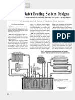 7 Solar Water Heating System Designs [SeptOct 2000 Backwoods Home]