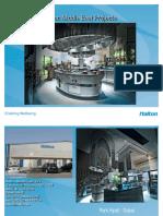 Halton Middle East References 2010