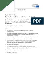 Directive Affaires version Parlement européen