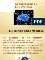 4.Cuidado Enfermero a Persknas Con Epilepsia