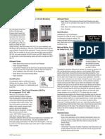 BUS Ele Tech Lib Motor Circuit Protectors MCP