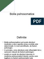 Bolile psihosomatice