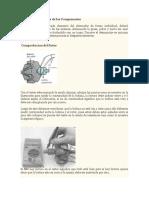 Desmontaje y Prueba de Los Componentes Alternador Dc
