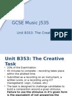 B353 Course Presentation SWA