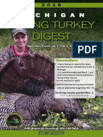 Michigan 2016 Spring Turkey Digest
