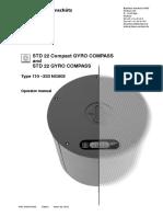 STD22 NG002 Operator Manual