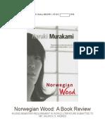 Norwegian Wood Book Review