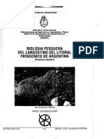 Biologia Pesquera Del Langostino - Boschi 1989