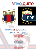 Deportivo Quito Powerpoint