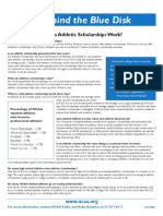 How Do Athletic Scholarships Work