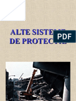 Alte Sisteme de Protectie 1