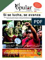El Popular 343 Órgano de Prensa Oficial del Partido Comunista de Uruguay